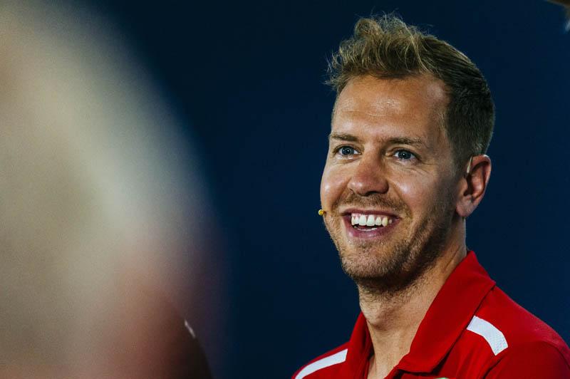 Loose screw led to Vettel innuendo