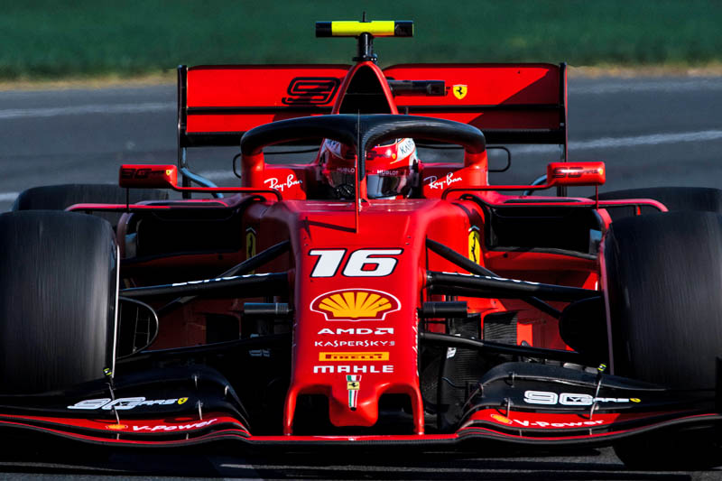 Ferrari to introduce first updates this weekend