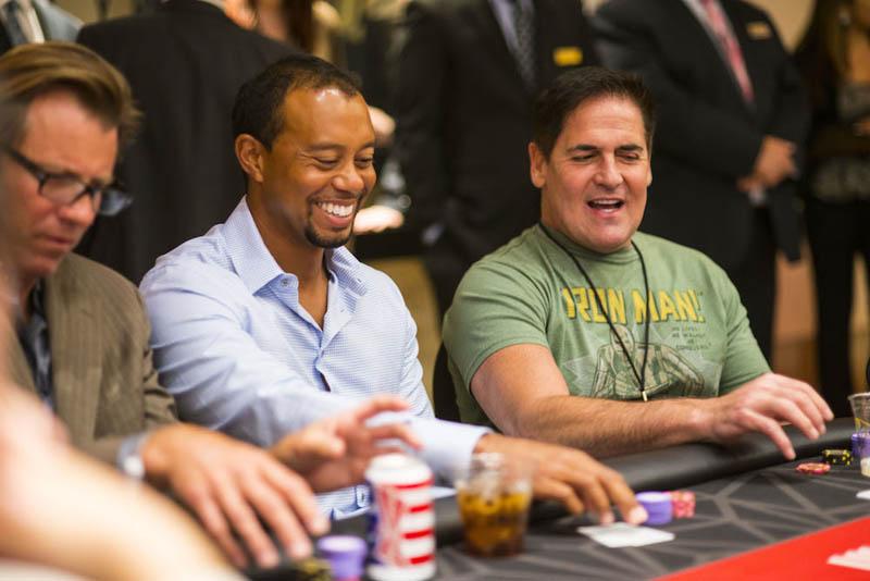 Famous gambling celebrities
