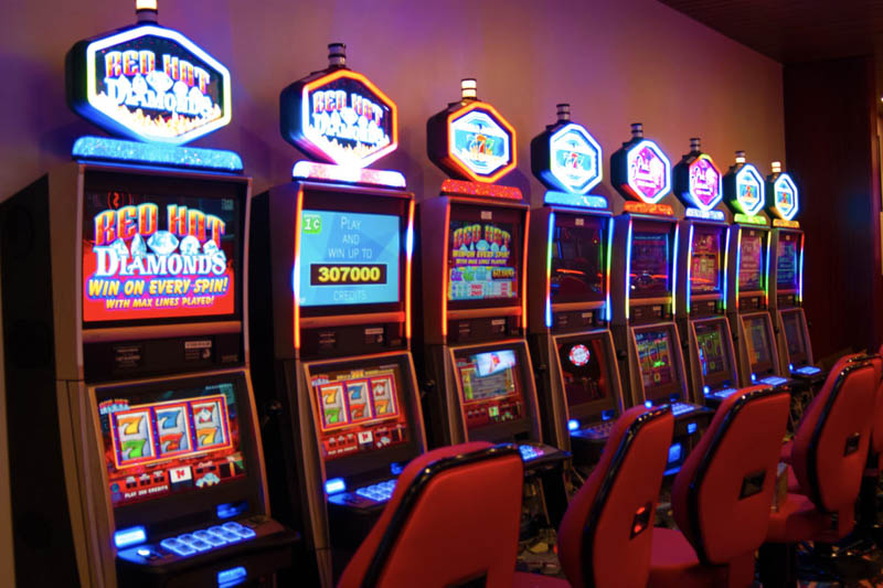Slot Tricks And Tips That Work Pitpass Com