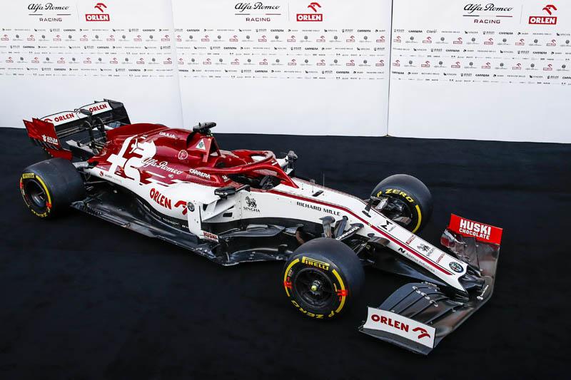 Alfa Romeo Reveals 2020 Livery Pitpass Com