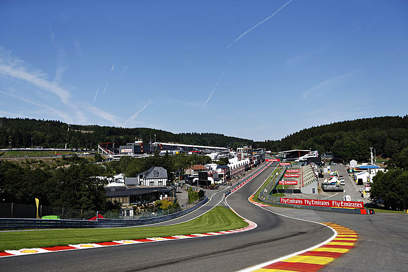 Changes At Spa Francorchamps Pitpass Com