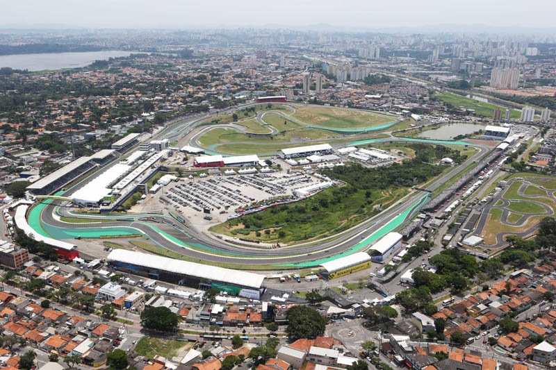 Rio to host F1 Grand Prix again in 2020 - Brazil's president