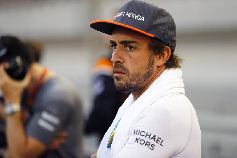 Fernando Alonso says McLaren-Honda can still be world champions