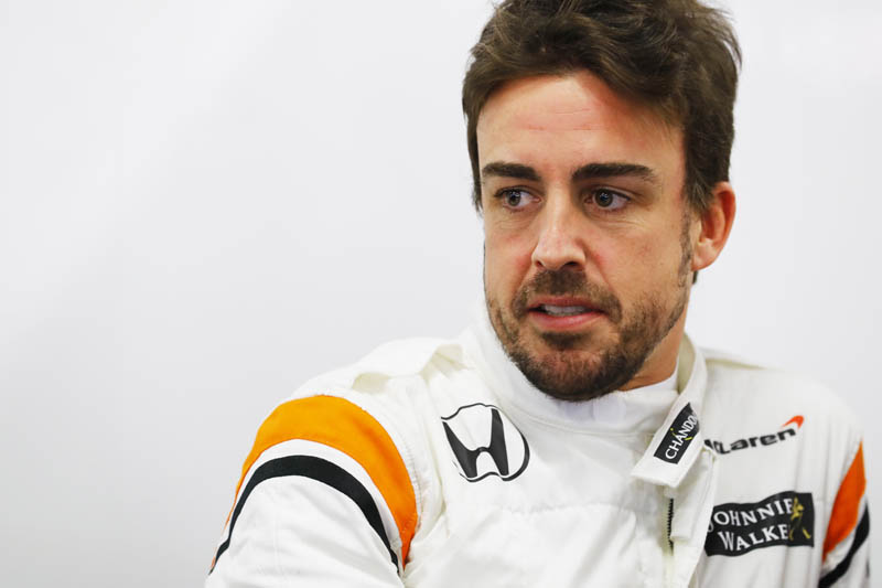 Formula One Champion Alonso To Test May 3 at IMS