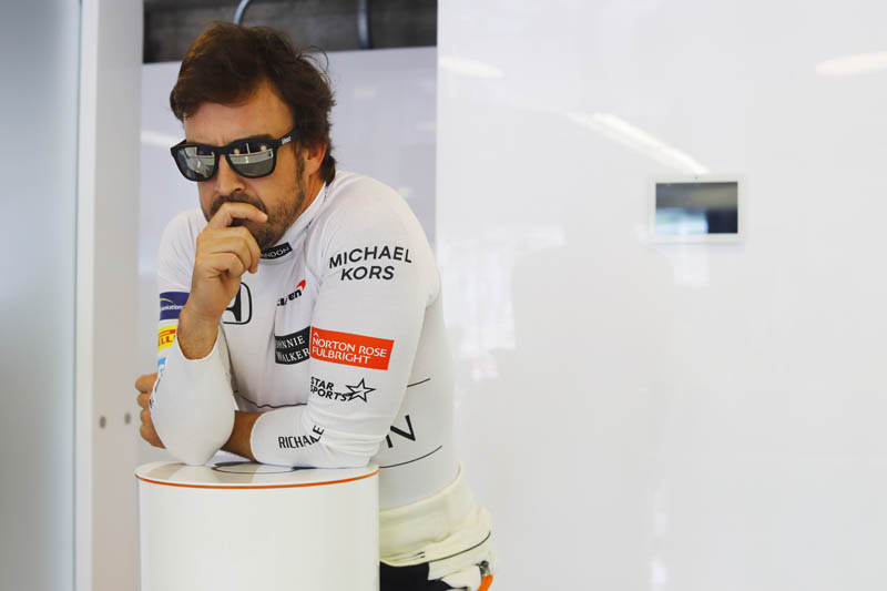 Lewis Hamilton: Fernando Alonso MOCKS Brit over F1 grid penalty