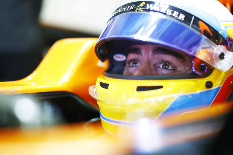 F1: Alonso sceptical of Q3 chances in Brazil after hard  Friday