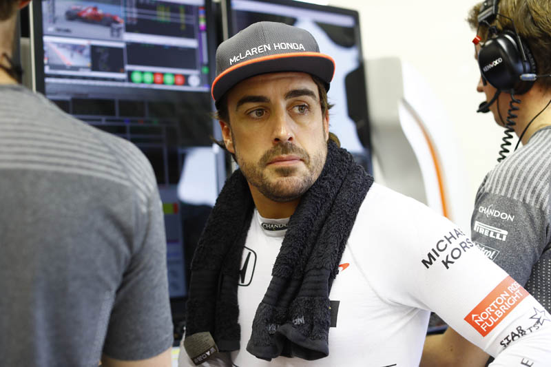 Alonso, Bottas hit with Japan grid penalties