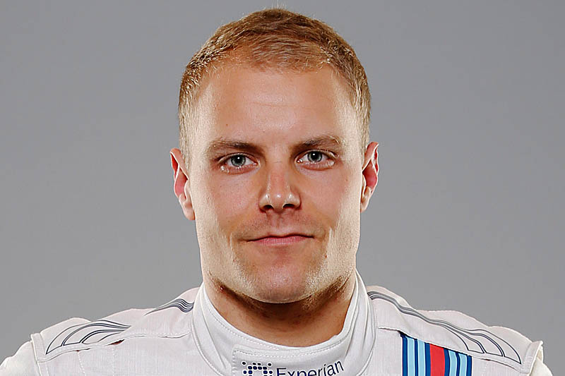 The 28-year old son of father (?) and mother(?), 173 cm tall Valtteri Bottas in 2017 photo