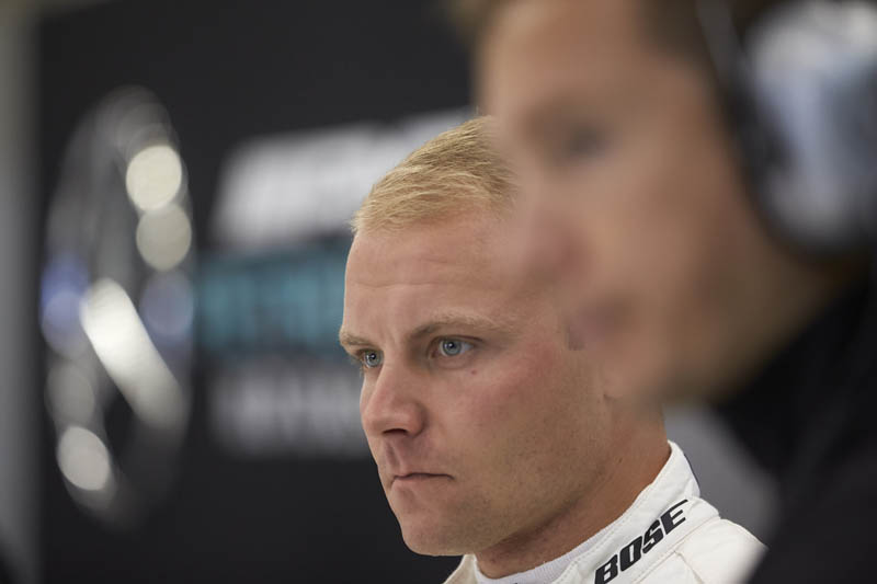 Wolff: Bottas a 'tremendous team player'