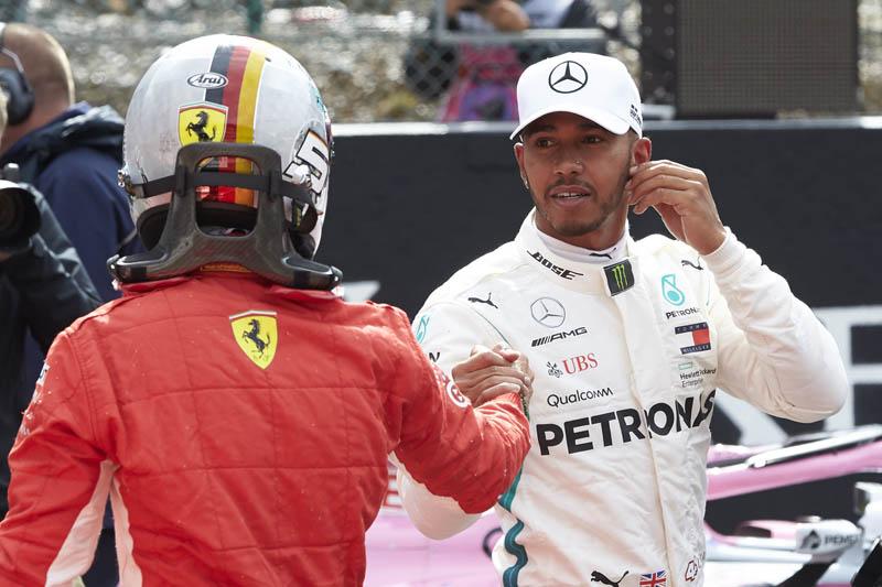 Lewis Hamilton: media must show Sebastian Vettel more respect