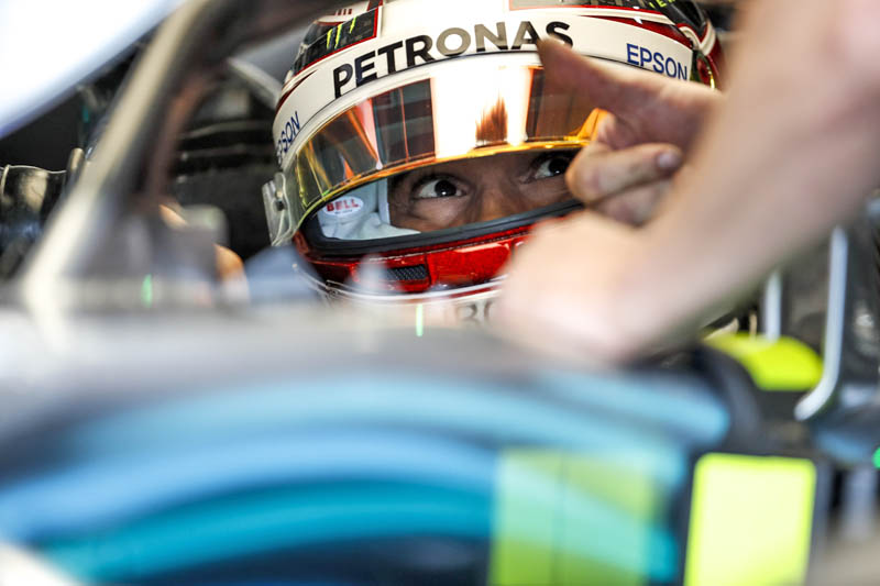 Hamilton loving life after sweeping Friday practice in Suzuka