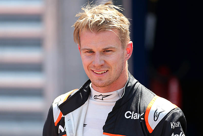 Force India Surprised By Nico Hulkenberg's Renault Move
