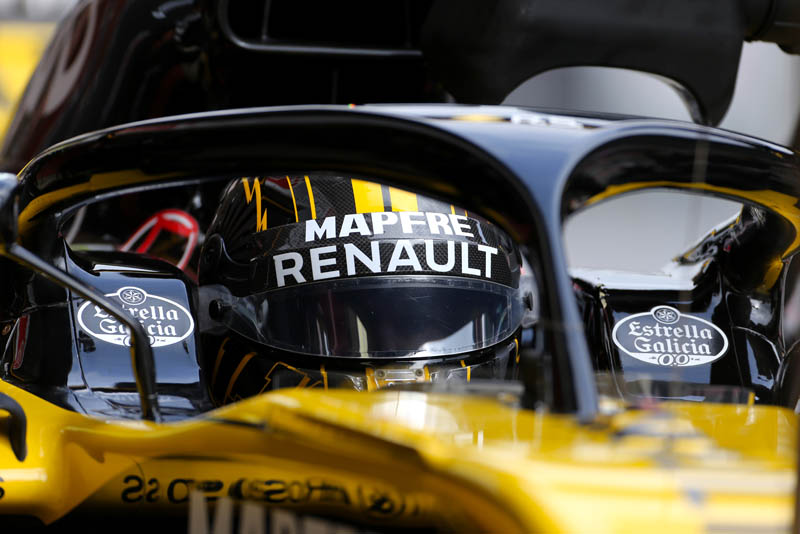Nico Hulkenberg set for five-place grid penalty in Azerbaijan