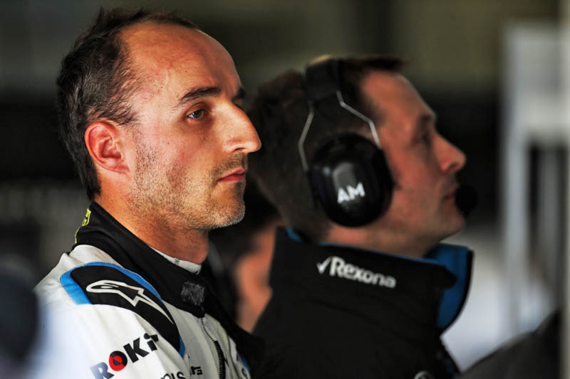Kubica to leave Williams at end of season