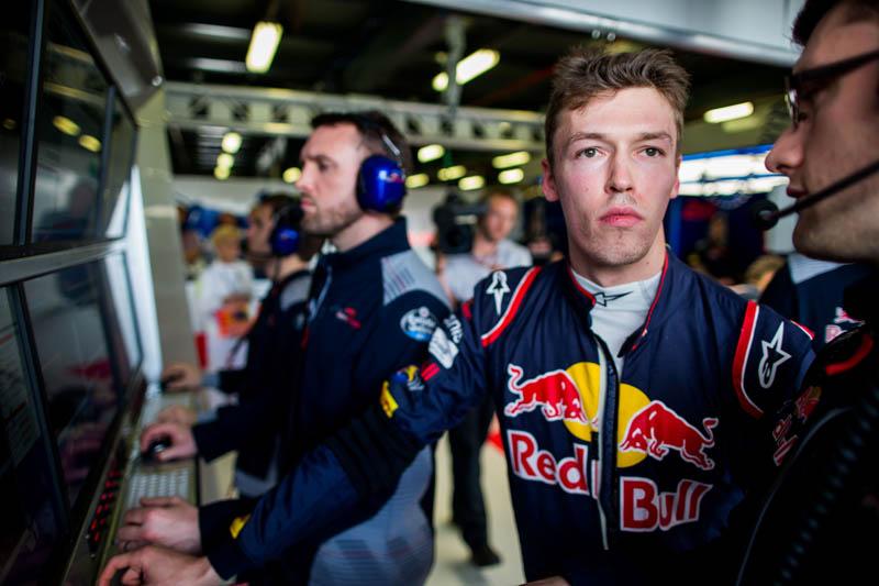 Kvyat calls F1 stewarding 'a stupid circus'