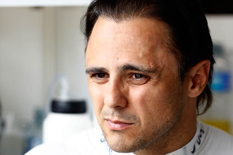 Unwell Massa cleared to continue in Hungary