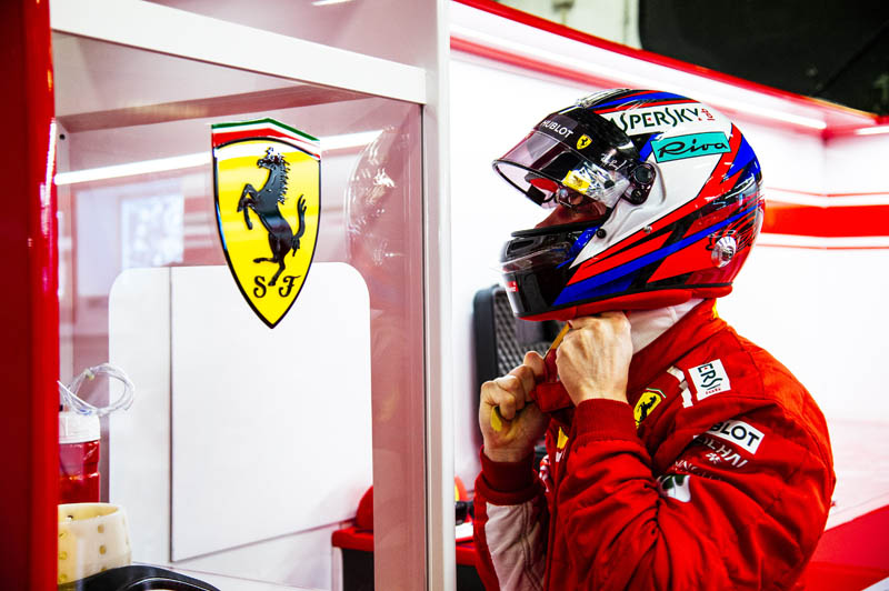 Vettel delighted to survive Mercedes' 'checkmate' move in Bahrain Grand Prix