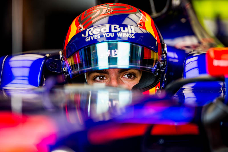 FIA Deems Carlos Sainz Jr.'s F1 Car 'Unsafe' Before The British