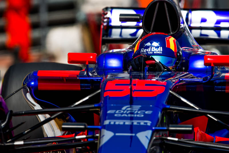 Stewards summon Toro Rosso over
