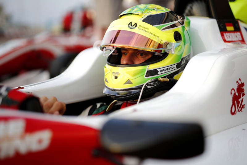 Lewis Hamilton'100% certain' that Mick Schumacher will race in F1