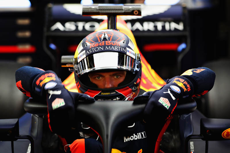 Azerbaijan GP: Max Verstappen crashes as Valtteri Bottas fastest