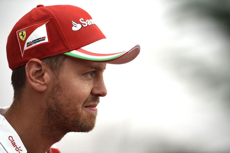Vettel: New Ferrari contract not the main focus