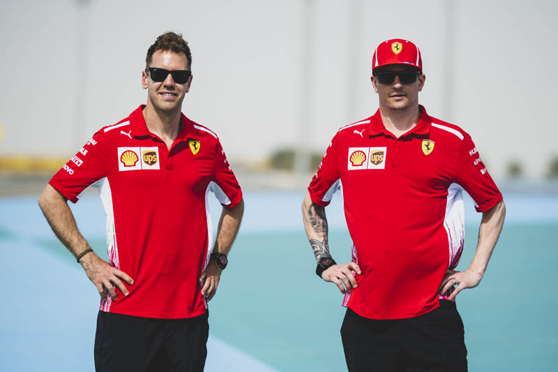 Lewis Hamilton and Sebastian Vettel Stand United Against 2019 F1 Regulations
