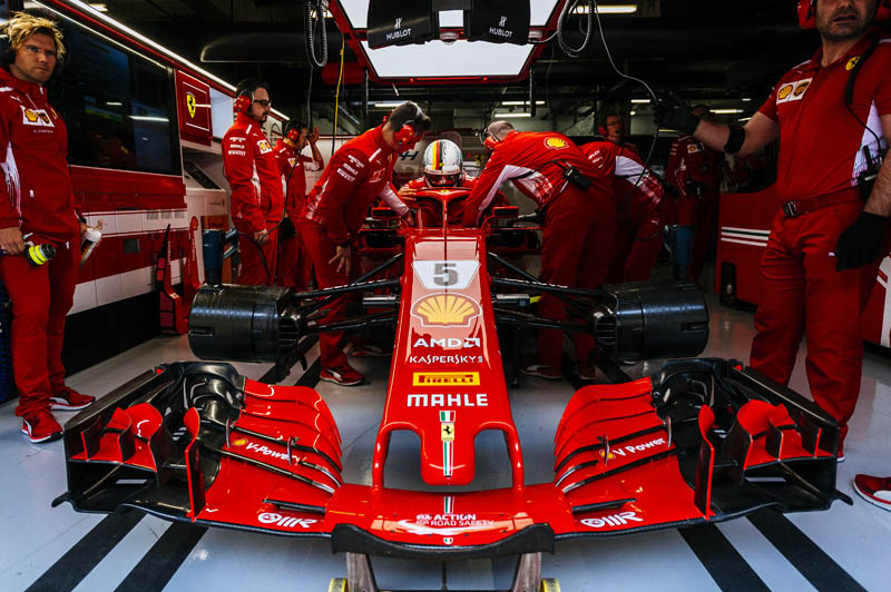 Formula One: Vettel aims for a triumphant Ferrari homecoming