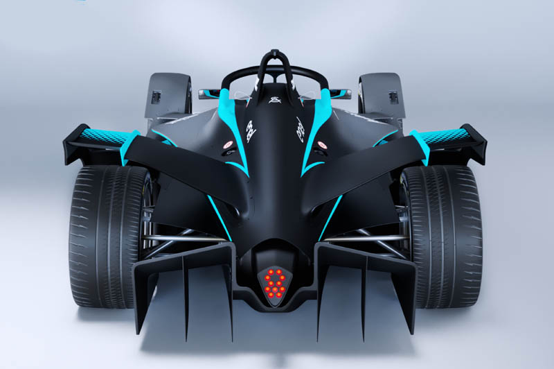 Formula E, FIA unveil images of Gen2 vehicle