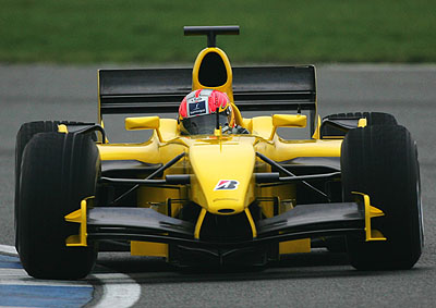 Jordan Ej15 Makes Track Debut With Pictures Pitpass Com