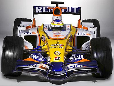 Renault f1 2007