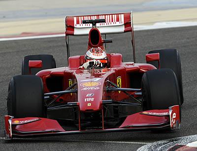 Kimi Raikkonen, piloto de formula 1 em 2009 - pitpass.com