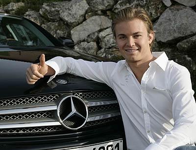 [F1] Mercedes  Fan club 2009mercedessigning400