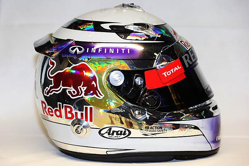 Fans Invited To Design Vettel S Helmet Pitpass Com
