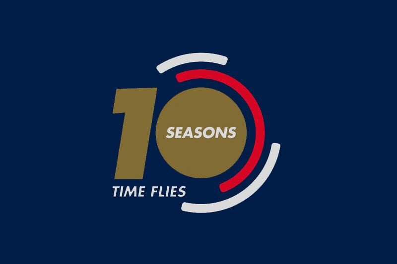 A Logo For A Decade Pitpass Com