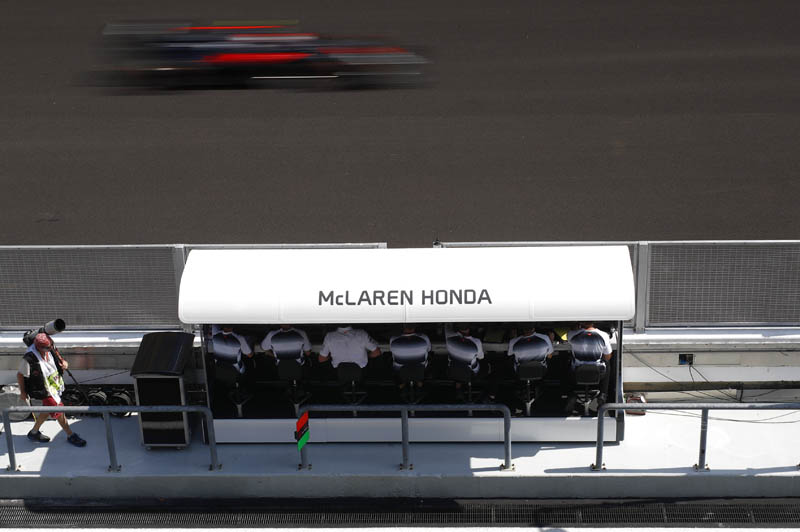 McLaren appoints new executive director as part of shake-up