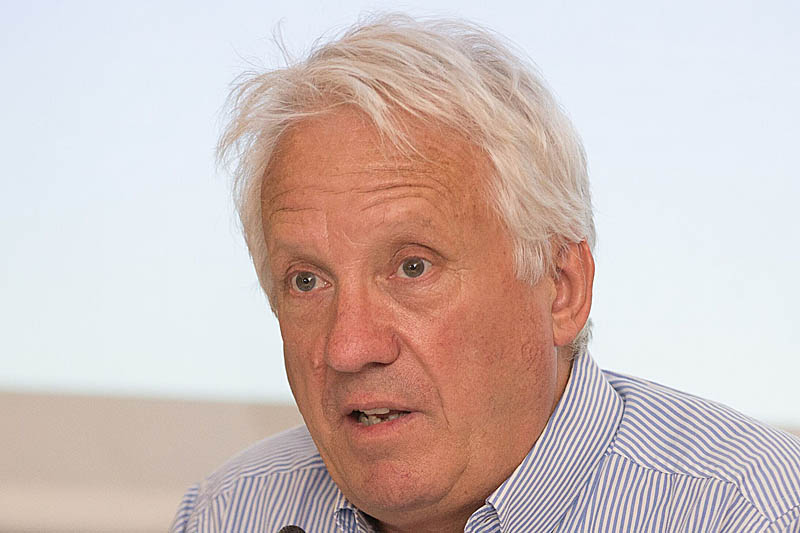 Charlie Whiting Gallery: Charlie Whiting To Attend Thursday Press Conference