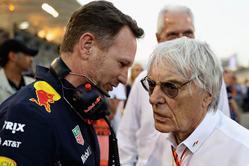Ecclestone: I'm like a hitman without bullets