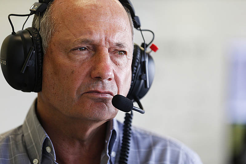 Legend Dennis brings curtain down on McLaren affair