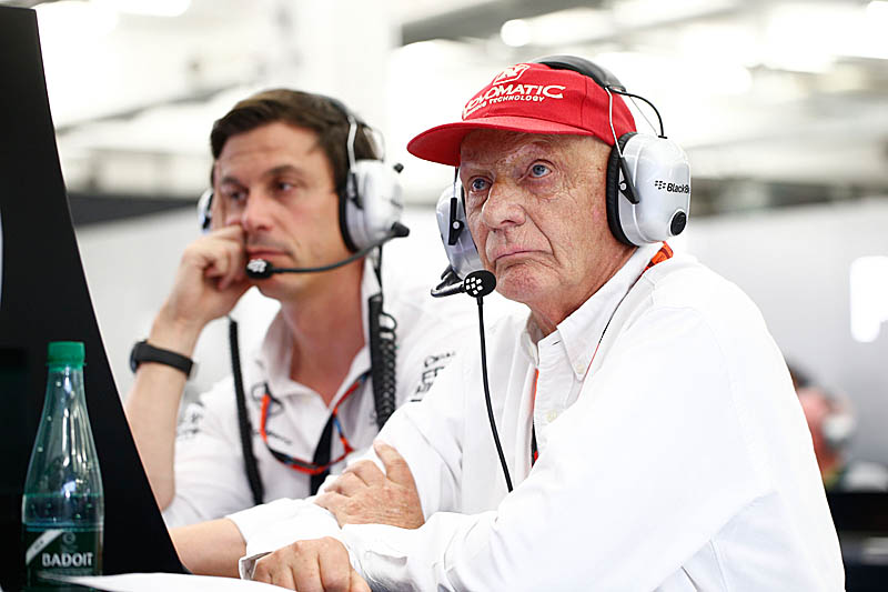 Hospital: Niki Lauda recovering well after lung transplant