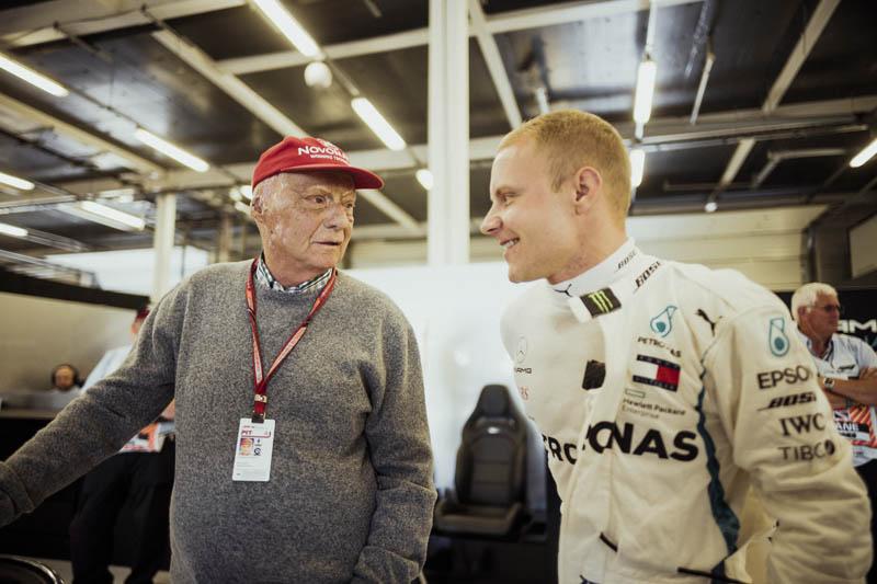 Former F1 champion Niki Lauda undergoes lung transplant