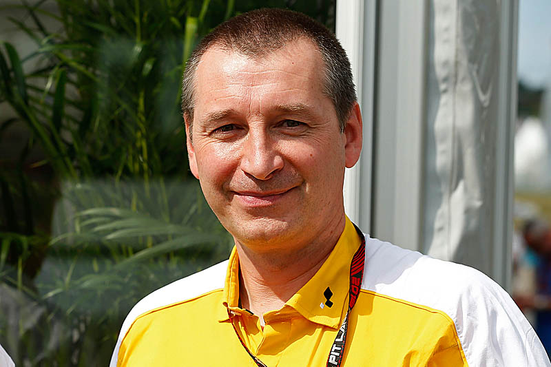 In an in-house Q&A, Renault's Rob White insists the French engine manufacturer has made progress and moving in the right direction. - robwhite01
