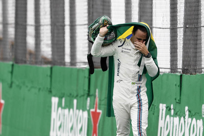Massa says goodbye to Interlagos with 'perfect race'