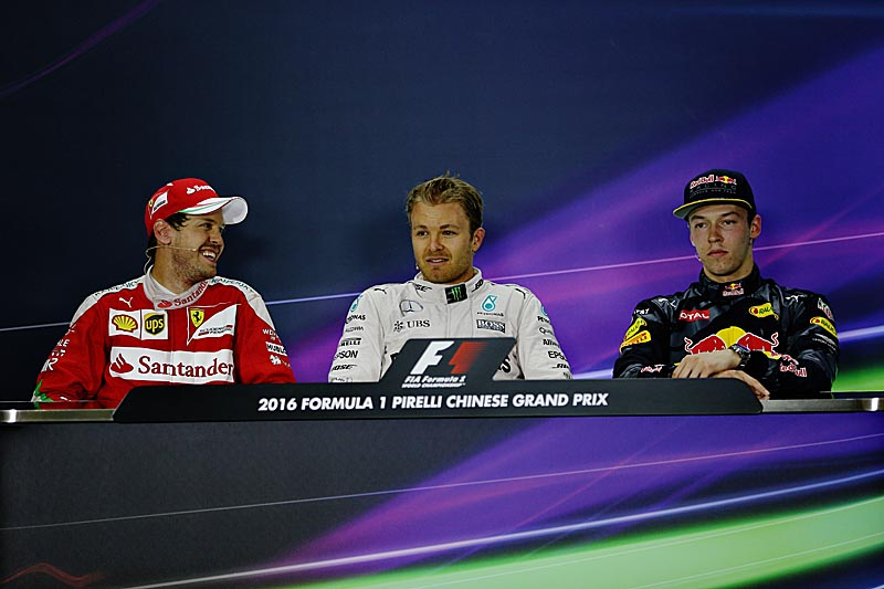 Chinese Gp Post Race Press Conference Pitpass Com