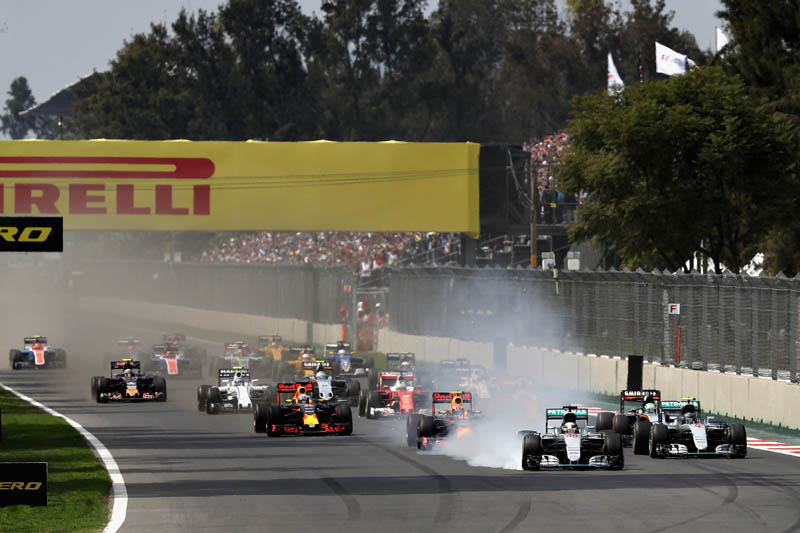 Sebastian Vettel facing penalty for expletive-laden rant at Mexican Grand Prix