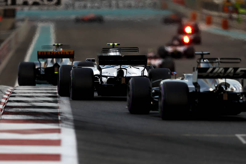 F1 season ends with Bottas winning Abu Dhabi Grand Prix