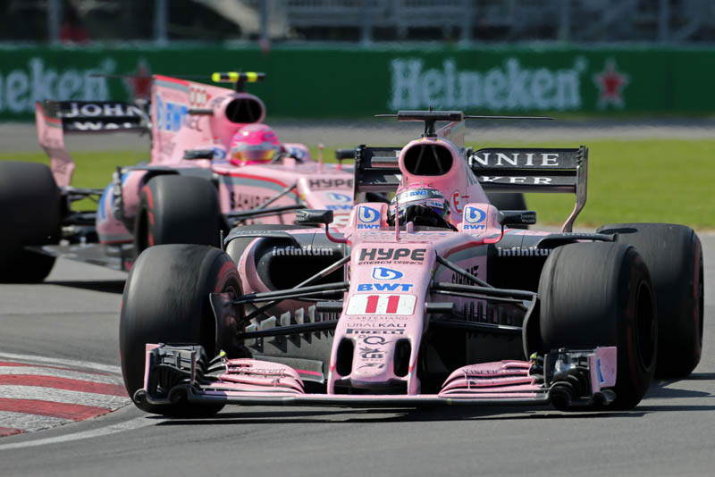 Sergio Perez I Was Disointed Not To Get The Result Think We Deserved In Monaco Car Quick But Luck Wasn T On My Side