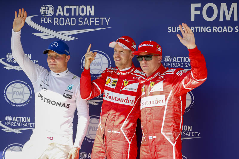 Sebastian Vettel wins Hungarian Grand Prix as Lewis Hamilton finishes fourth
