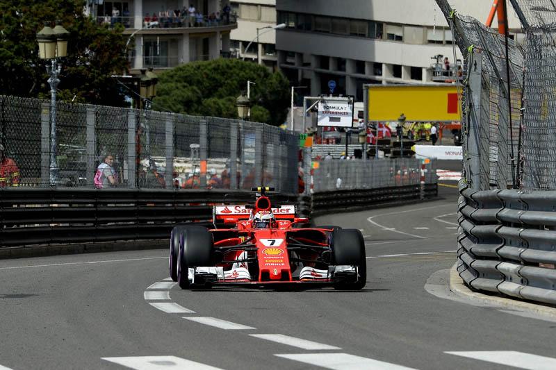 Vettel wins in Monaco to extend his F1 lead